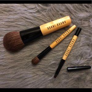 Bobbi Brown 3pcs Mini Brush Set